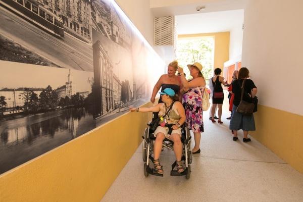 Slavnostní otevření Galerie Dukla