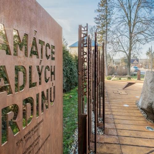 Čestné uznání pro památník na Vřesinské ulici