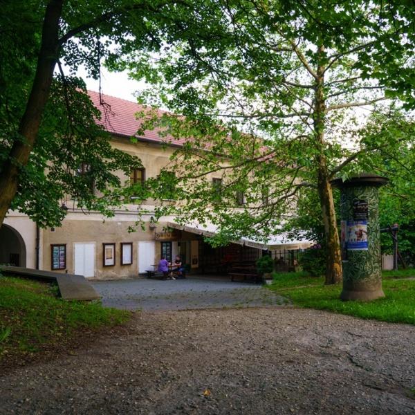Prezentace návrhů architektonické soutěže Zámecký park