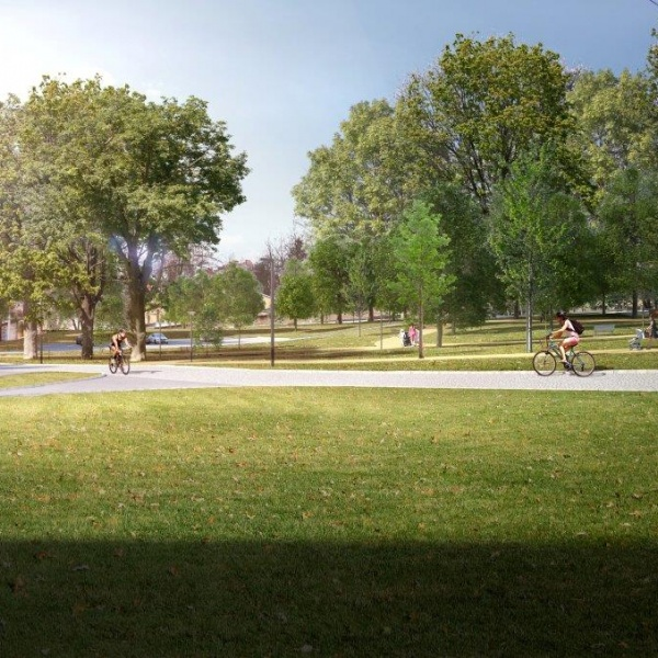 Zámecký park: o nadační podpoře se rozhodne letos