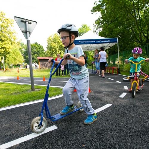 Dopravní hřiště opět slouží dětem