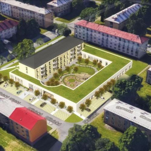 Komunitní dům pro seniory Dělnická: rekonstrukce začne už na jaře