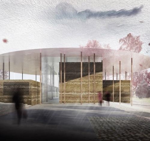 Rozšíření hřbitova ve Svinově a výstavba nové smuteční síně