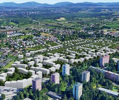 Odborníci navrhli podmínky pro budoucí výstavbu mezi Porubou a Svinovem